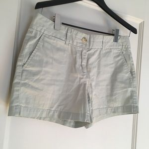 Mint Green LOFT Shorts